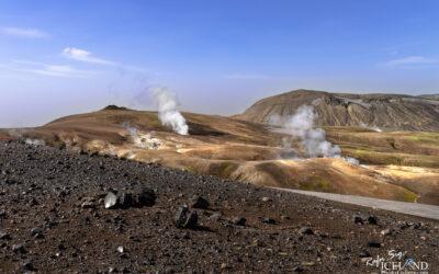 Hrafntinnusker Geothermal │ Iceland Photo Gallery