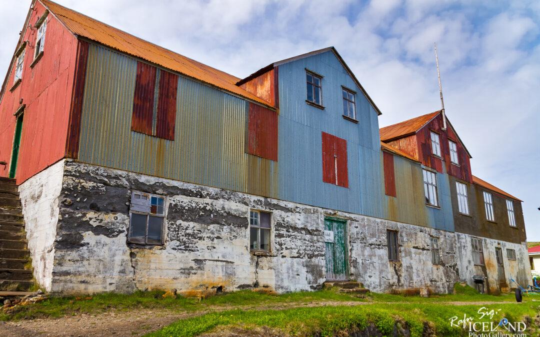 Djúpavík – Iceland Photo Gallery
