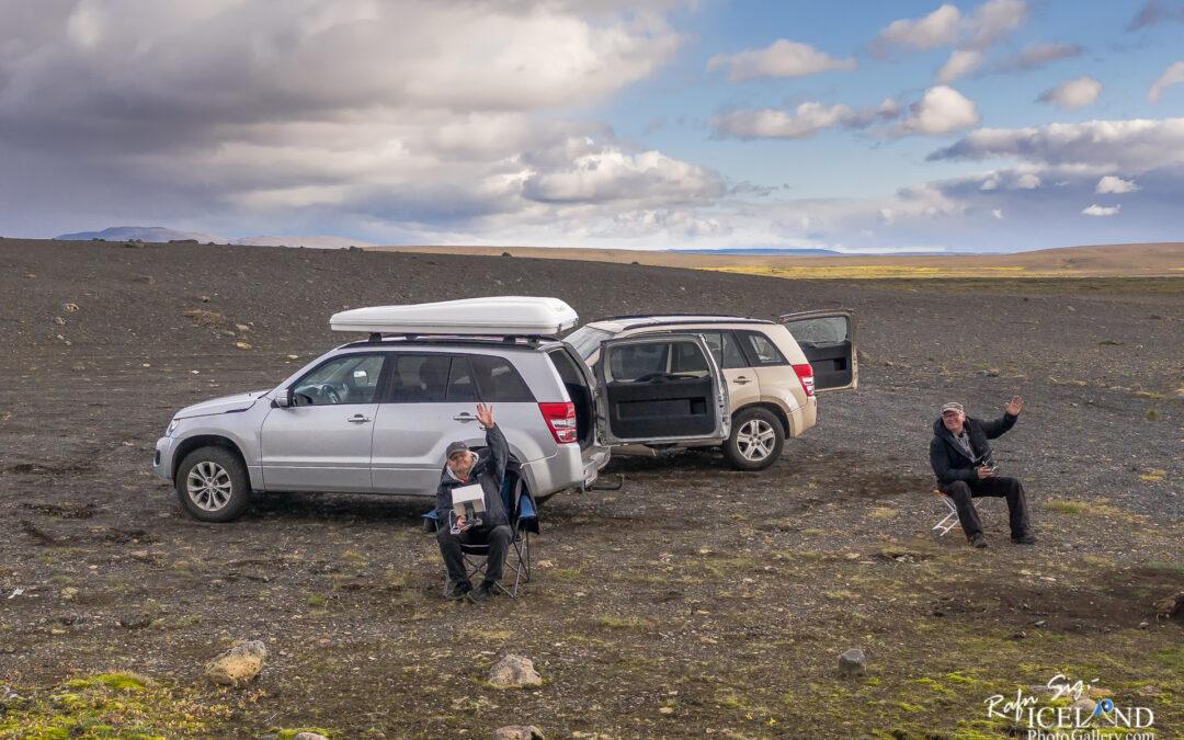Documenting Wetlands (Votlendi) of Iceland