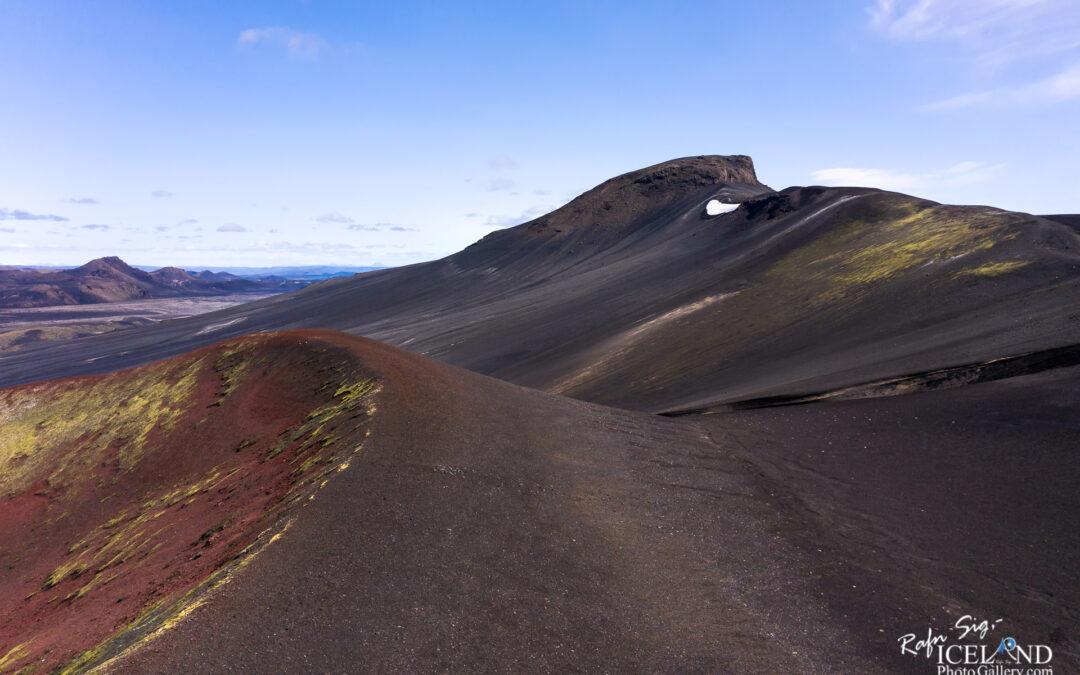 Rauðaskál crater – Iceland Photo Gallery