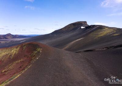 Rauðaskál crater │ Iceland Photo Gallery